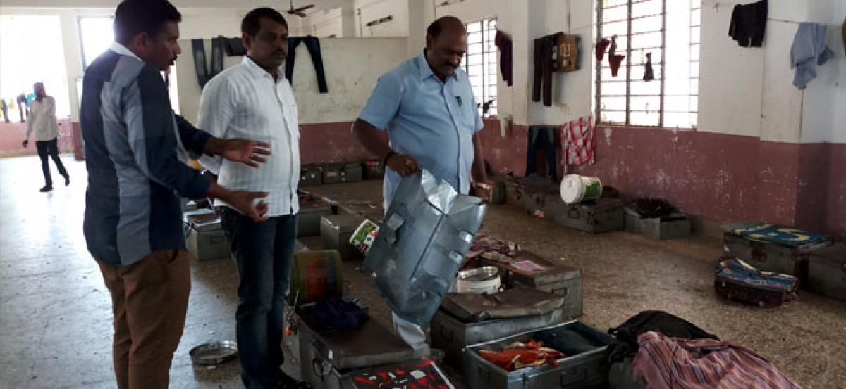 ACB conducts raids on welfare hostels