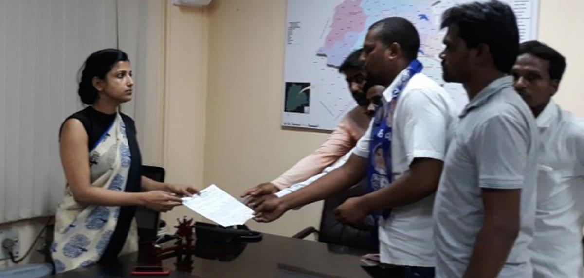 Pay 25L ex-gratia to victims' families, Bahujan Samaj Party demands
