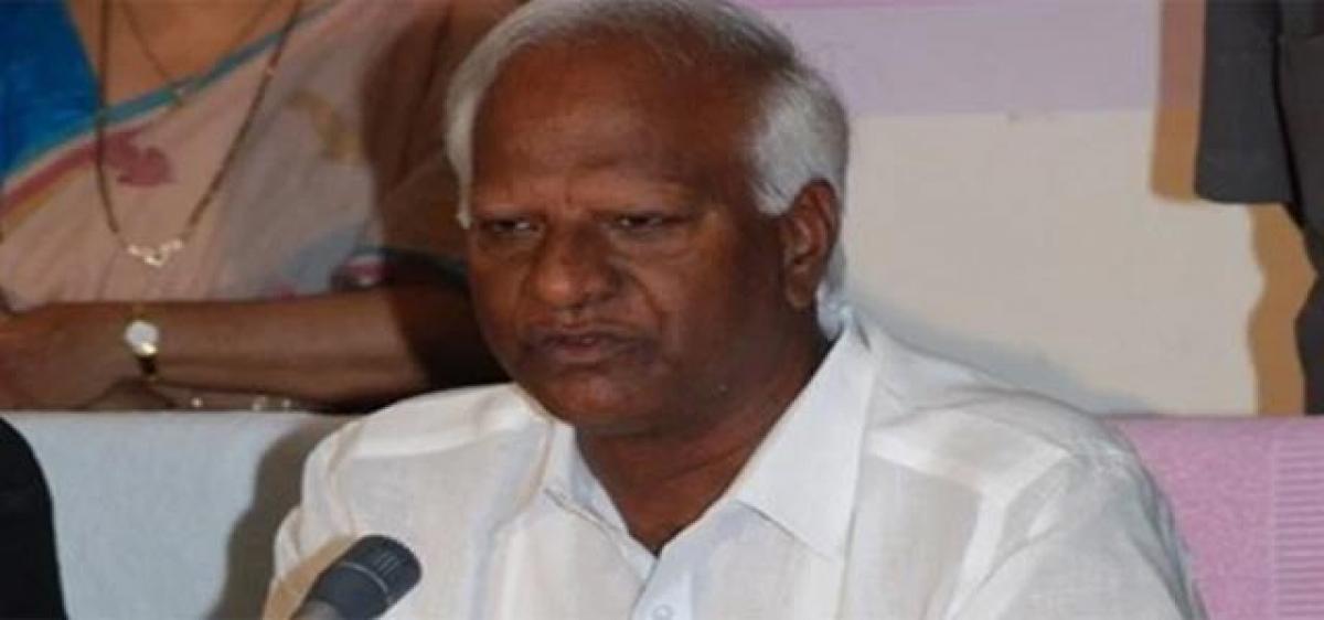 Sack Satvahana University Registrar: Congress