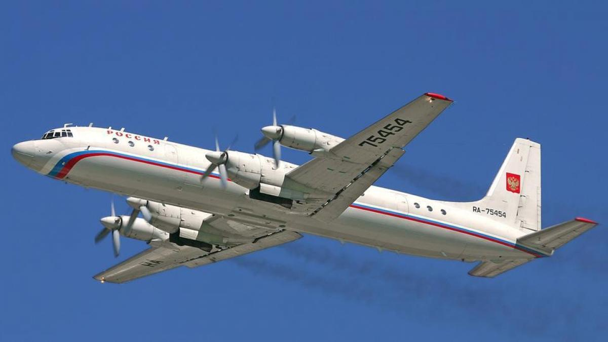 Russian military plane with 91 on board goes missing after take-off