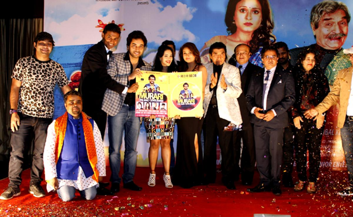 Music of  Murari The Mad Gentleman launched !
