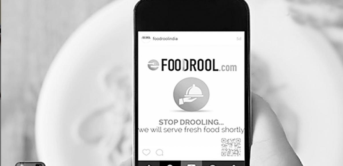 Order food from 5 star restaurants using FooDrool