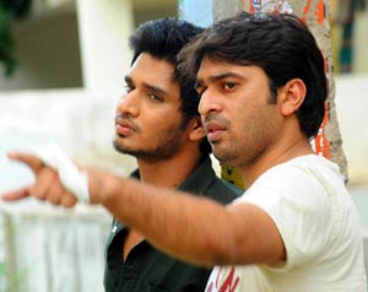 Nikhil and Sudheer Varma's film: A mystery thriller