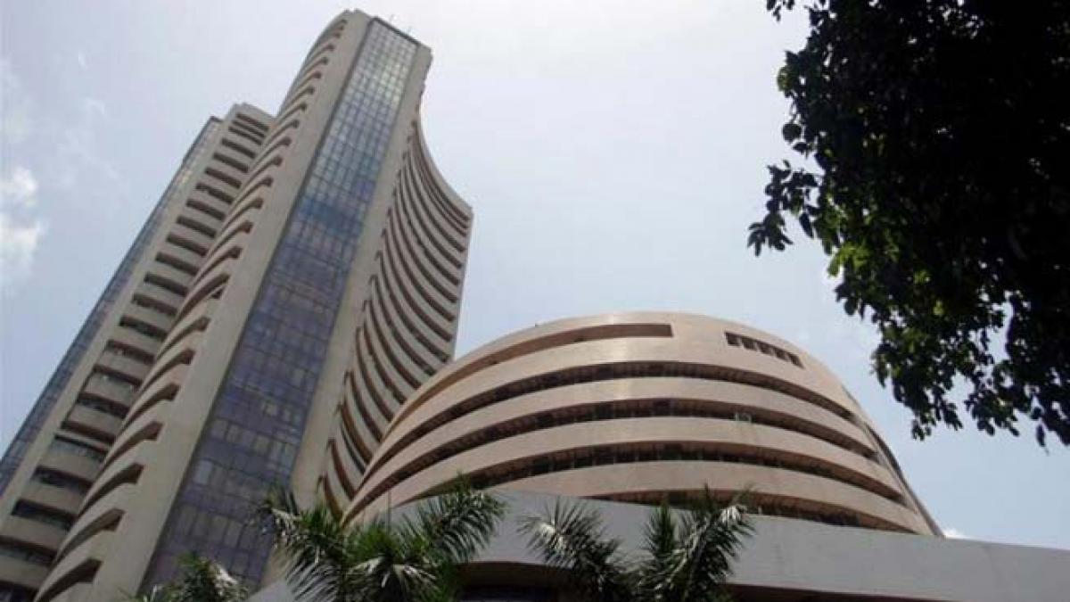 Healthy macro data boosts markets, Sensex surges 250 points