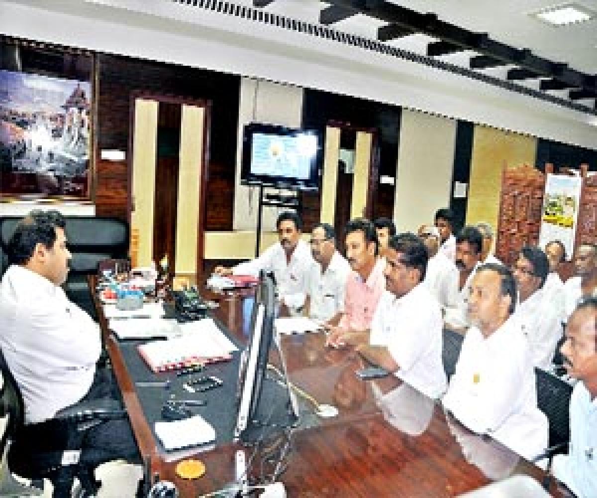 Employees' transfers will be transparent: Collecto