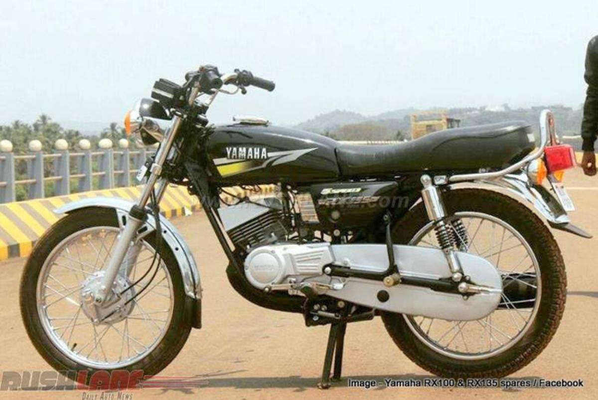 Bengaluru dealer makes a fortune from iconic Yamaha RX 100 auction