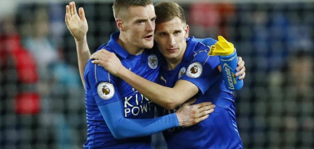 Shakespeare helps Leicester turn page after Ranieri exit