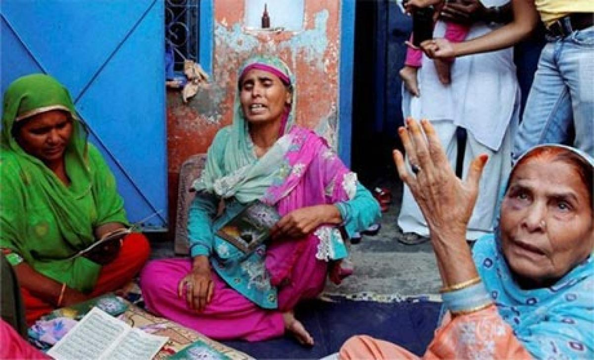 Dadri lynching case: UP cops file chargesheet against 15 people