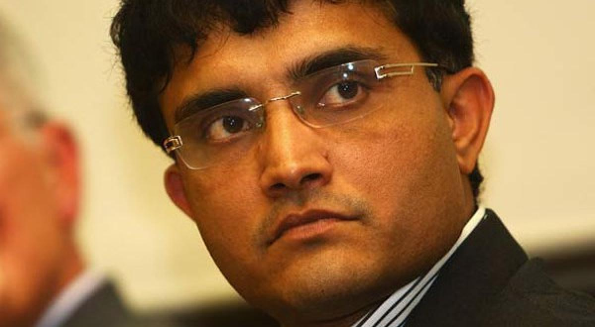 Sourav Ganguly receives threat via anonymous letter