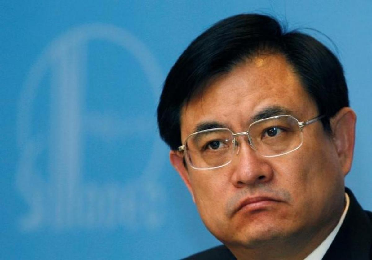 Chinese court sentences former Sinopec president to 15 and half years in prison