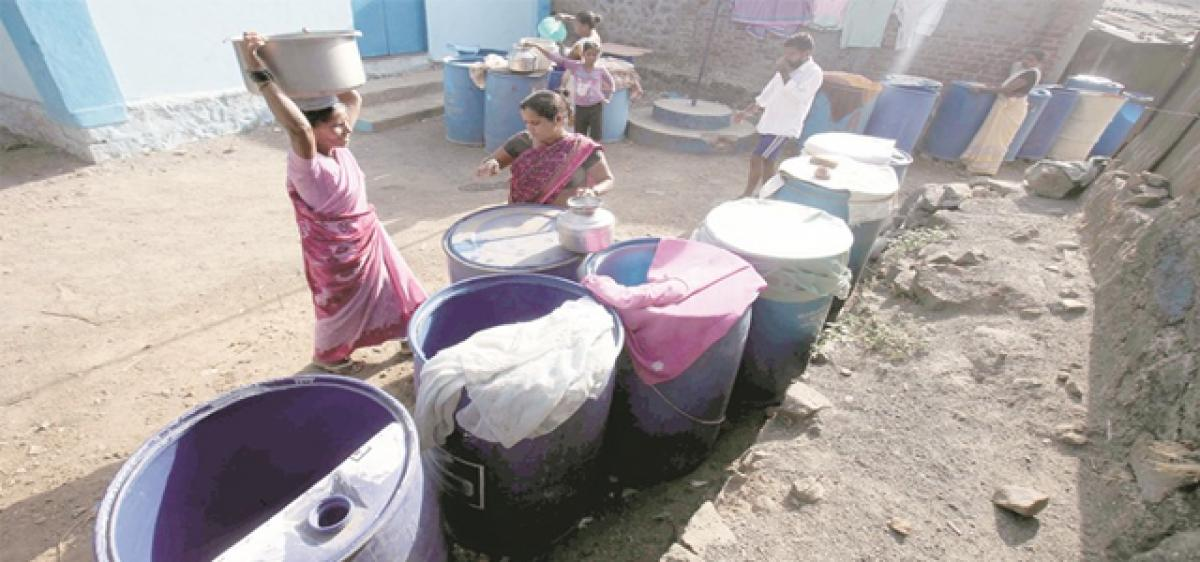 Woman dies after consuming contaminated water