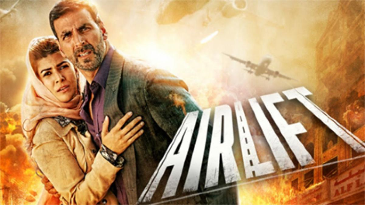 Airlift short on facts but great entertainer: MEA
