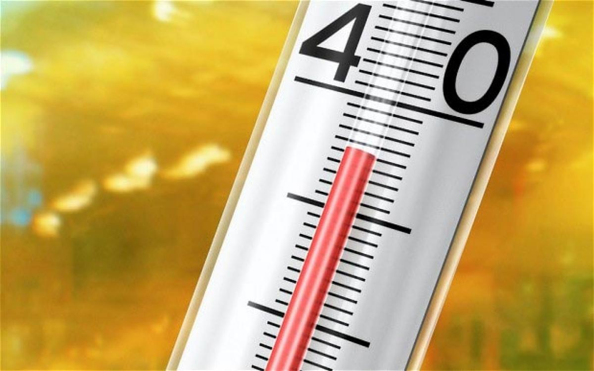Day temperatures on rise in State