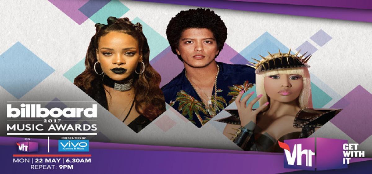 Vh1 to air 2017 Billboard Music Awards