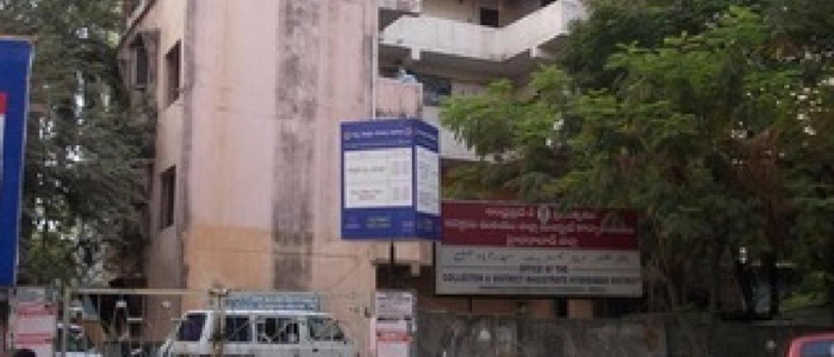 Hyderabad Collectorate to be relocated soon