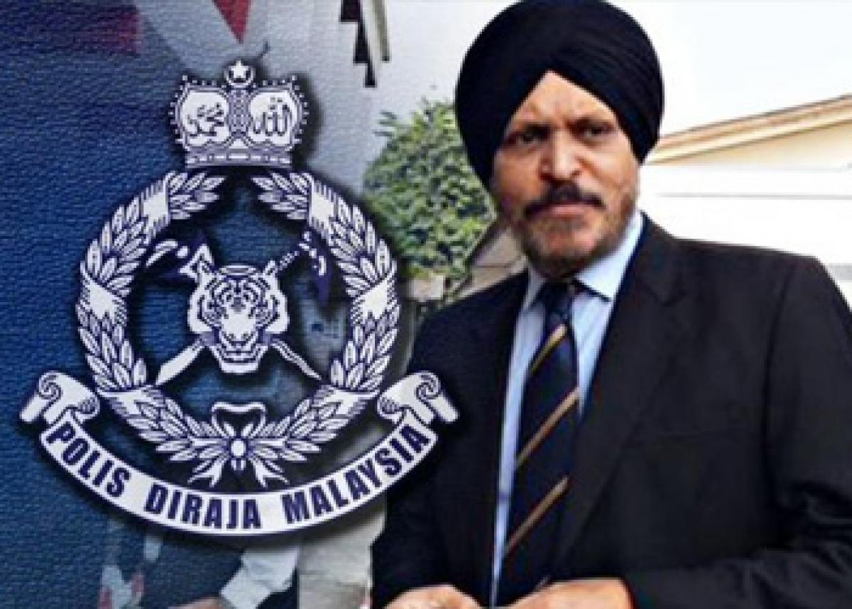 Malaysia gets first Sikh police chief of Indian origin