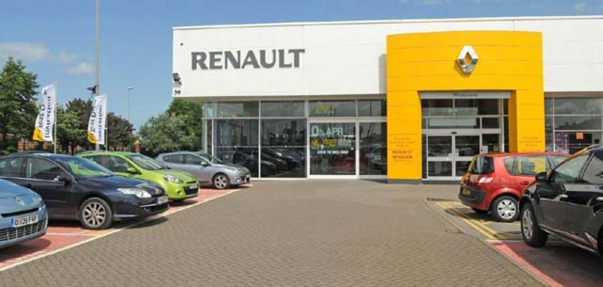 Renault starts Pre-Owned car dealership platform