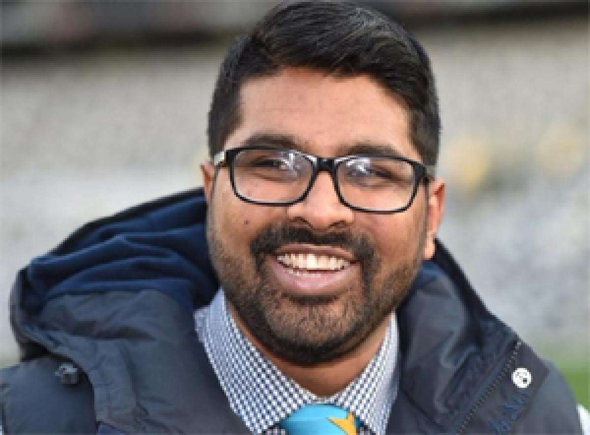 Rugby coach of Indian origin is personality of the year