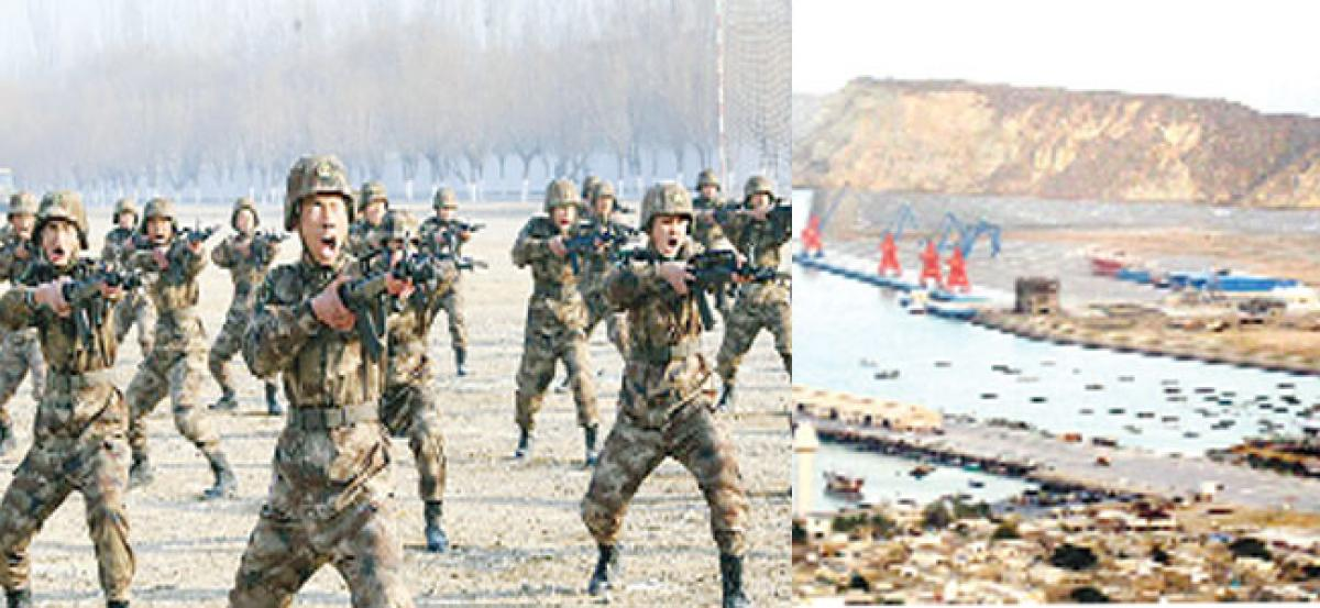China to expand marine corps for deployment in Gwadar