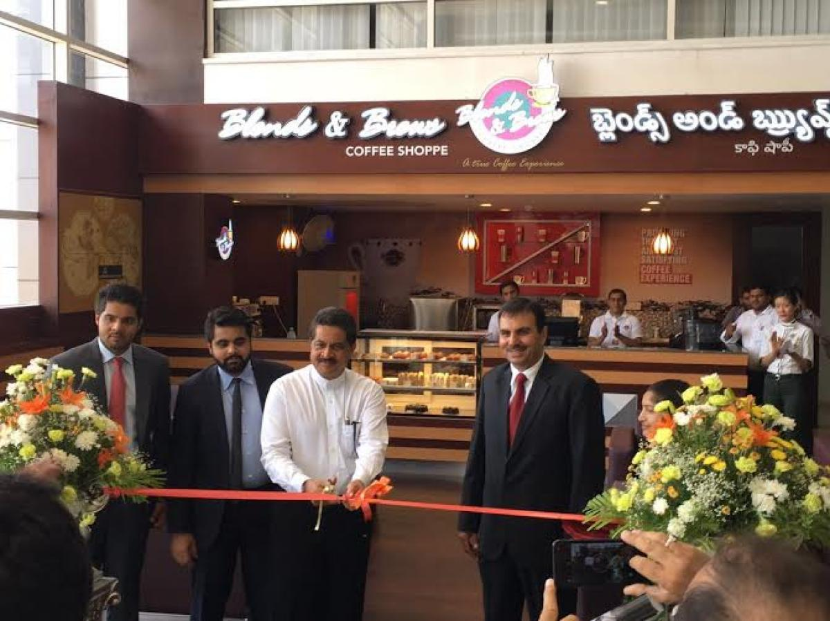 Blends & Brews Coffee Shoppe Opens its First Indian Outlet in Hyderabad