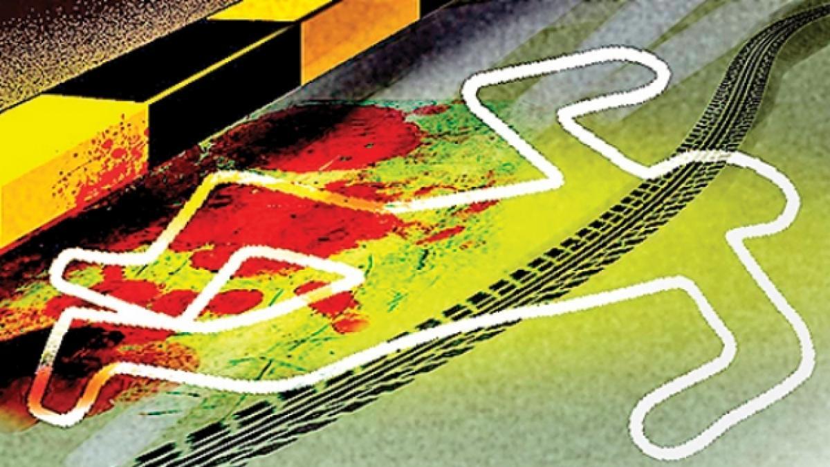 Road mishap kills two in Machilipatnam