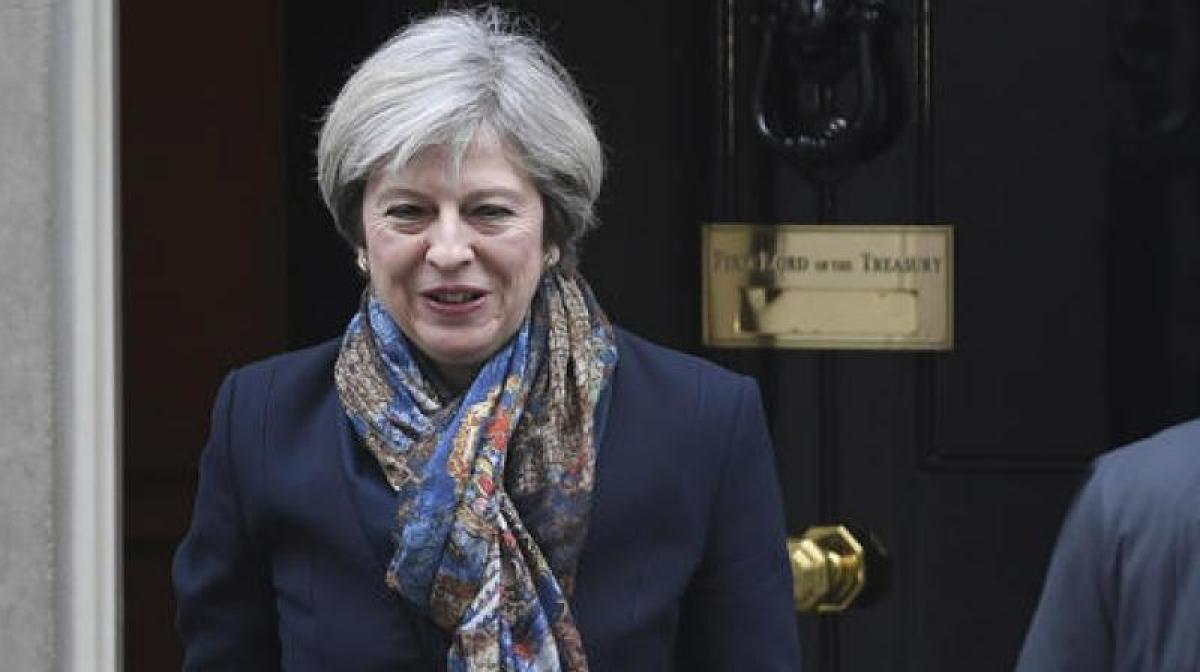British government publishes Brexit blueprint for parliament