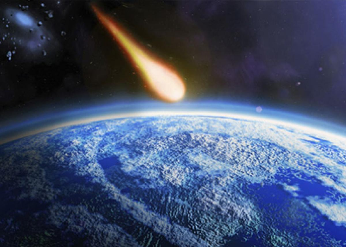 Catastrophies originating from outer space are no fiction: Indian origin space scientist