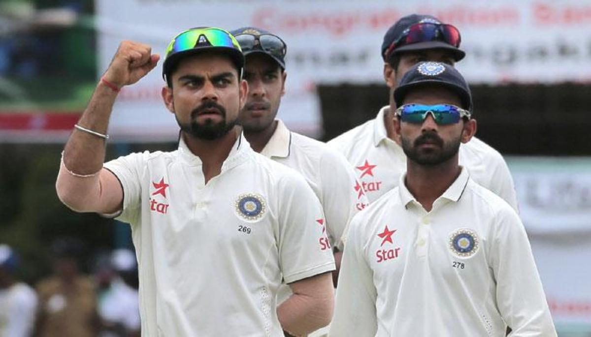 India claim No. 1 spot in ICC Test rankings