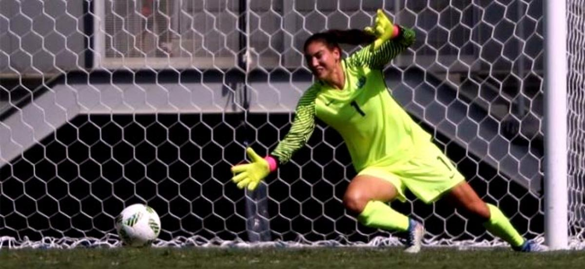 Soccer: We lost to cowards, U.S. keeper says