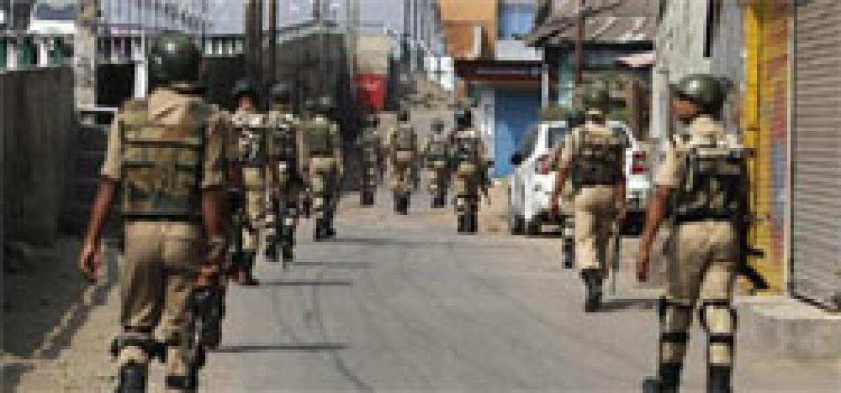 J-K: CRPF recovers IED in outskirts of Srinagar