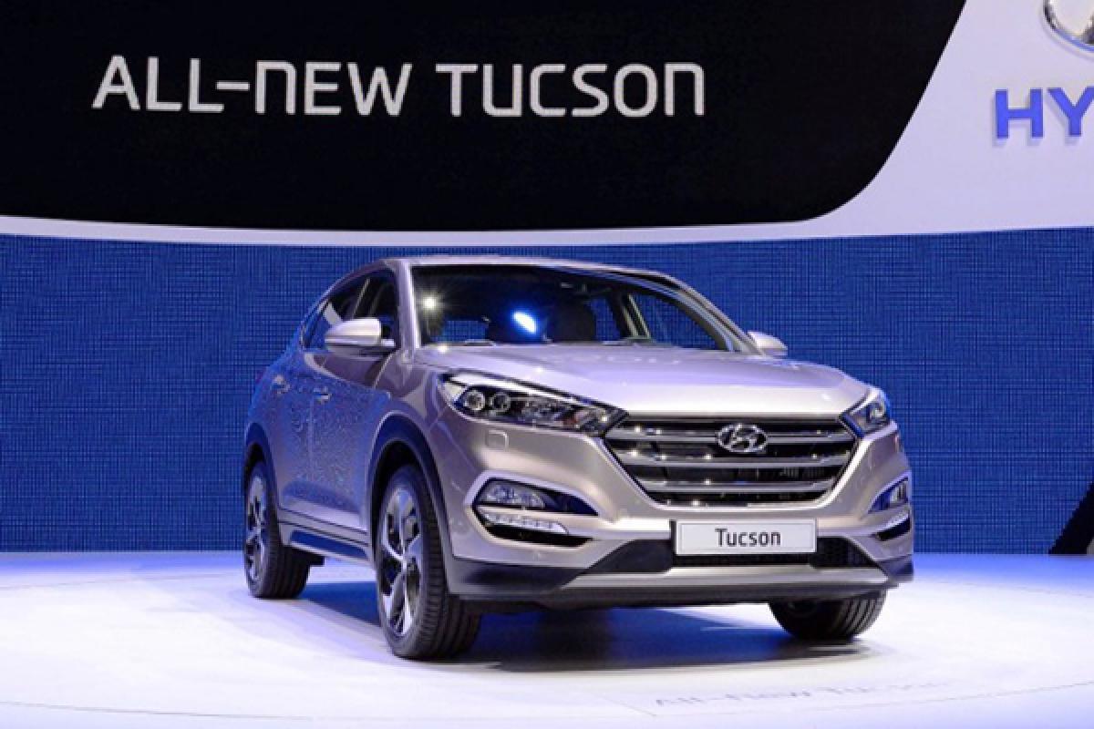 Confirmed: 3rd-Gen Hyundai Tucson India Launch In October 2016