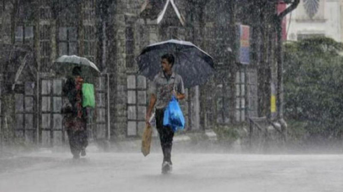 Rains continue to lash Hyderabad
