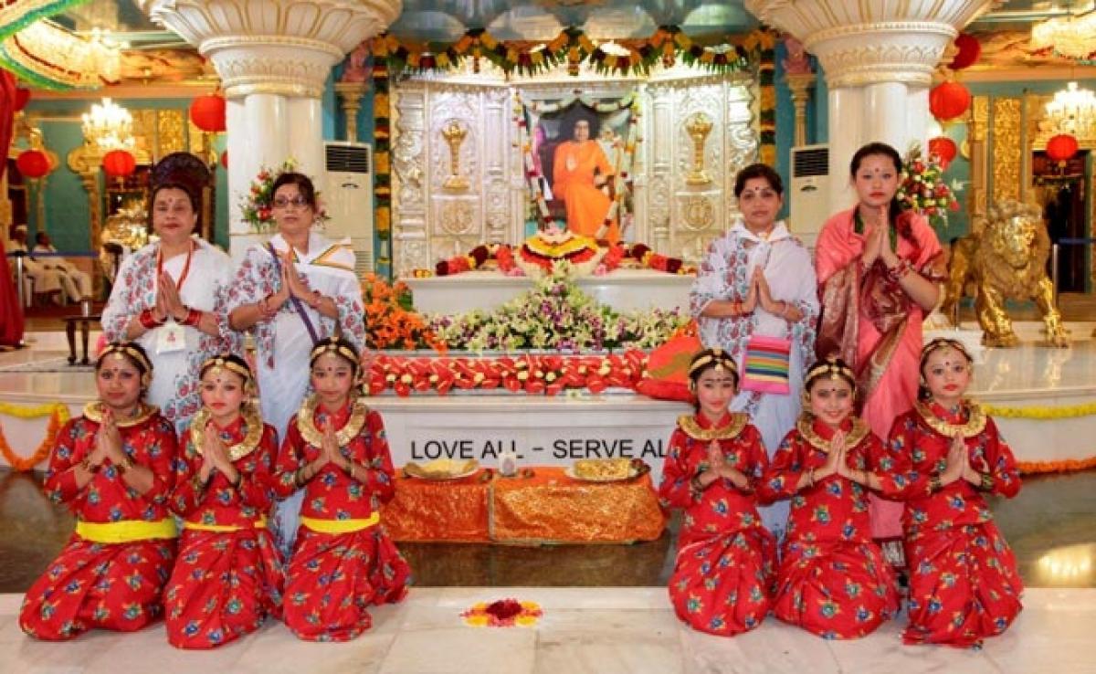 Buddha Pournima Celebrations-Day 1