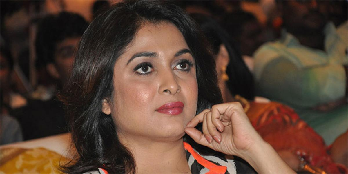 Ramya Krishna likely to team up with Kamal again