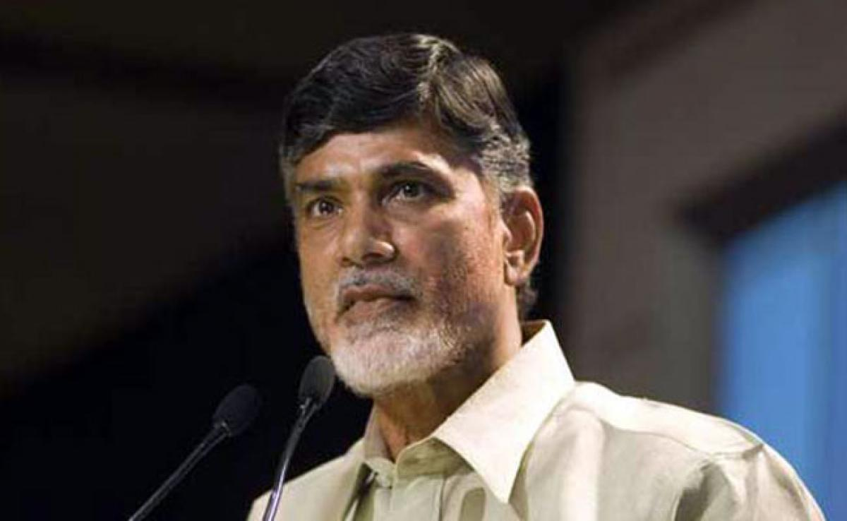 Chandrababu vows to make AP world's best by 2050