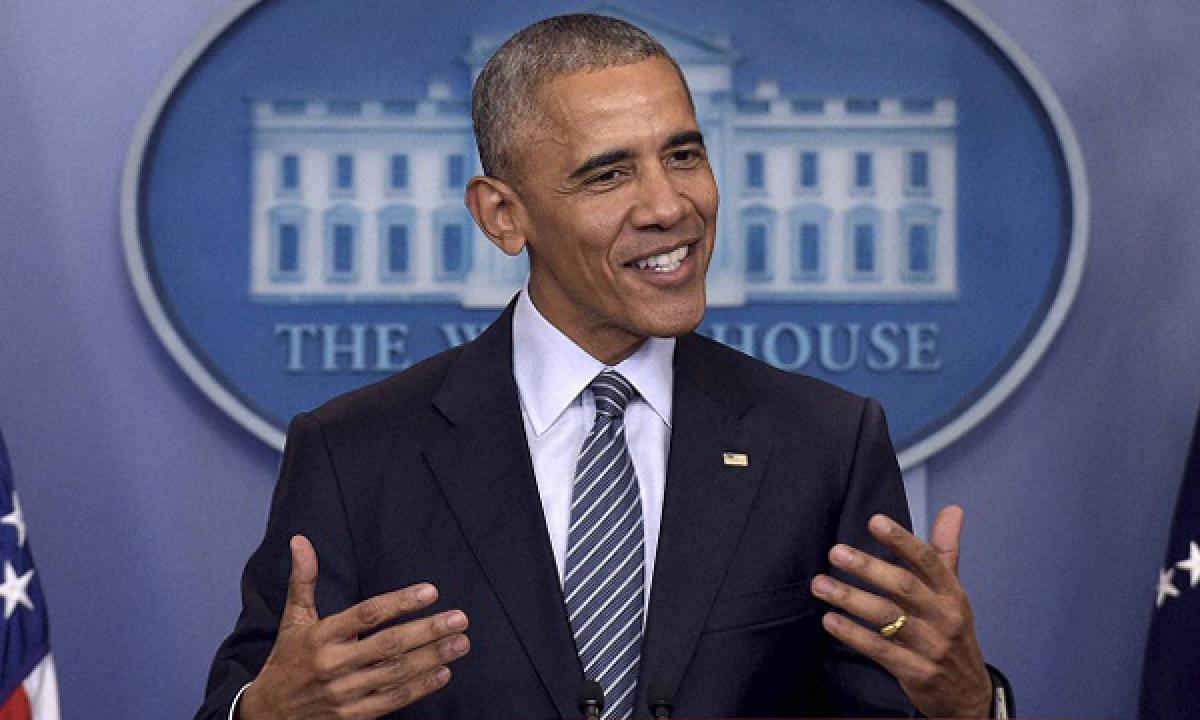 President Barack Obama chose four NRIs for the highest honour