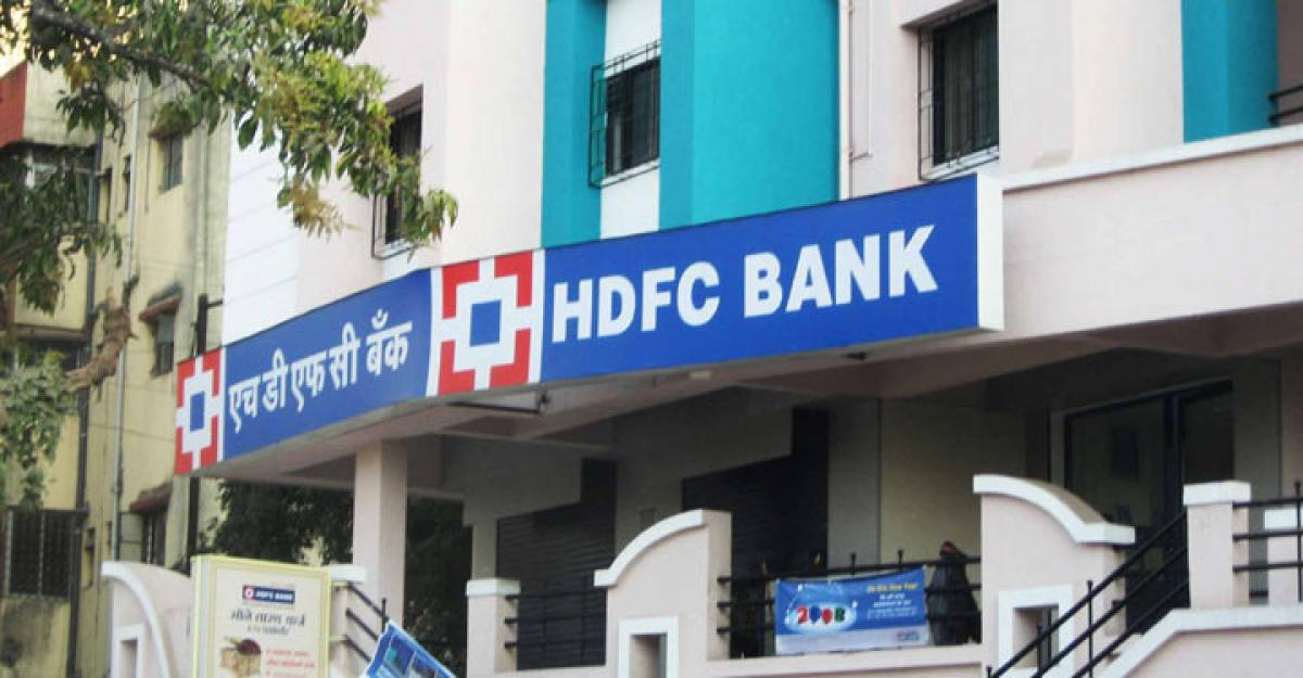 HDFC Bank posts 20% growth in Q2 net