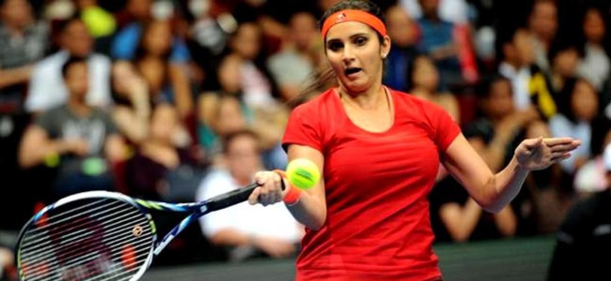 Sania targetting seventh major title in Australian Open final