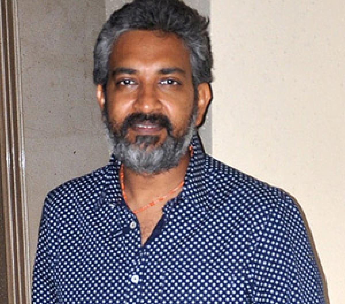 I don't deserve Padma Shri, opines Rajamouli