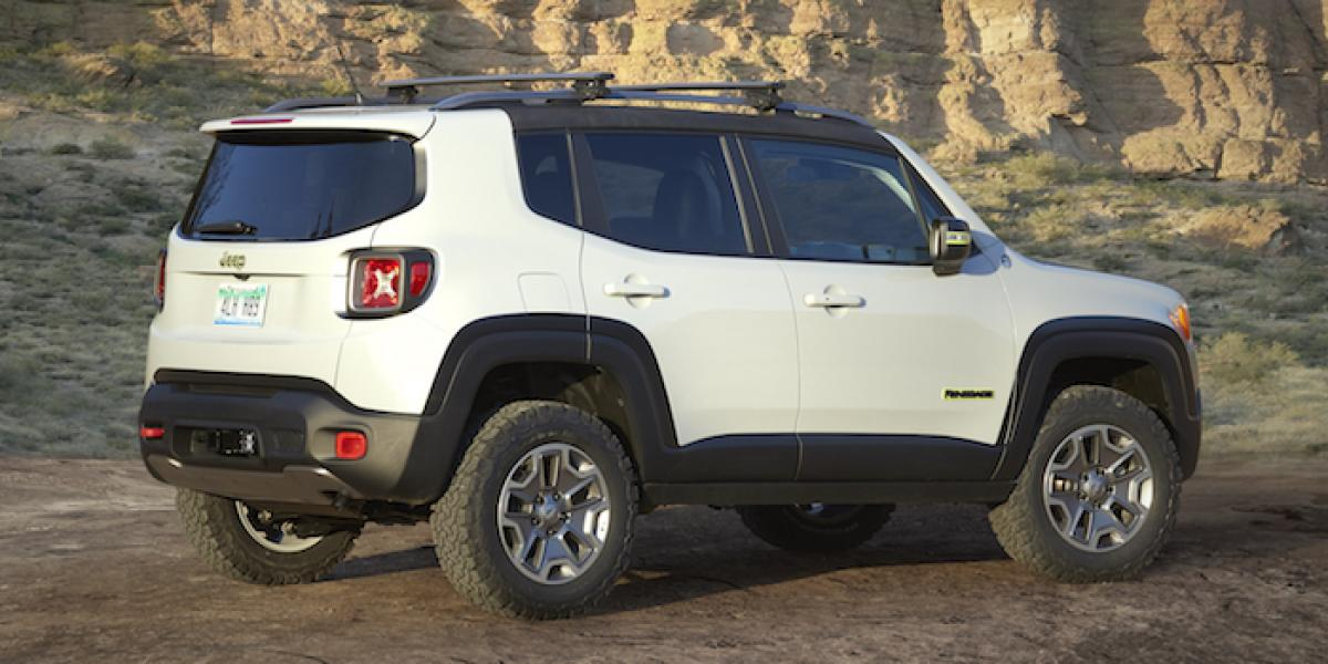 Why Jeep Renegade Commander with Tigershark petrol engine will stand out at 50th Easter Jeep Safari?