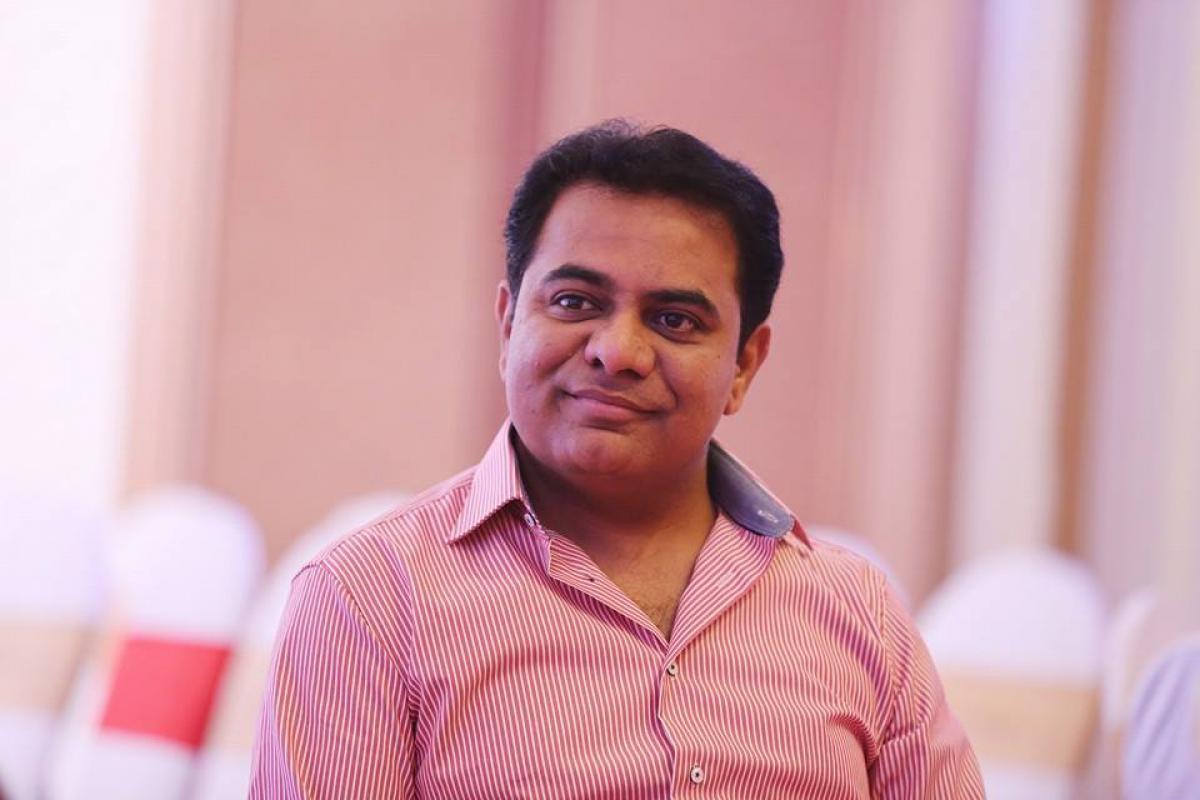 KTR to attend International Textiles Summit in Gujarat