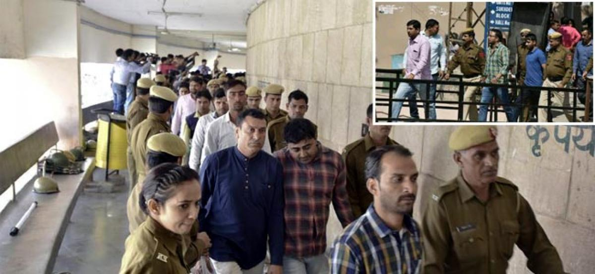 31 held guilty for Maruti factory violence, 117 let off