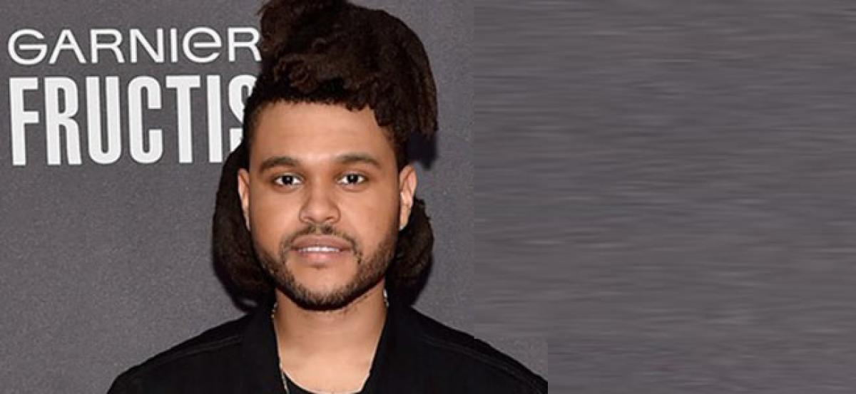 The Weeknd donates $100,000 to health center in Uganda