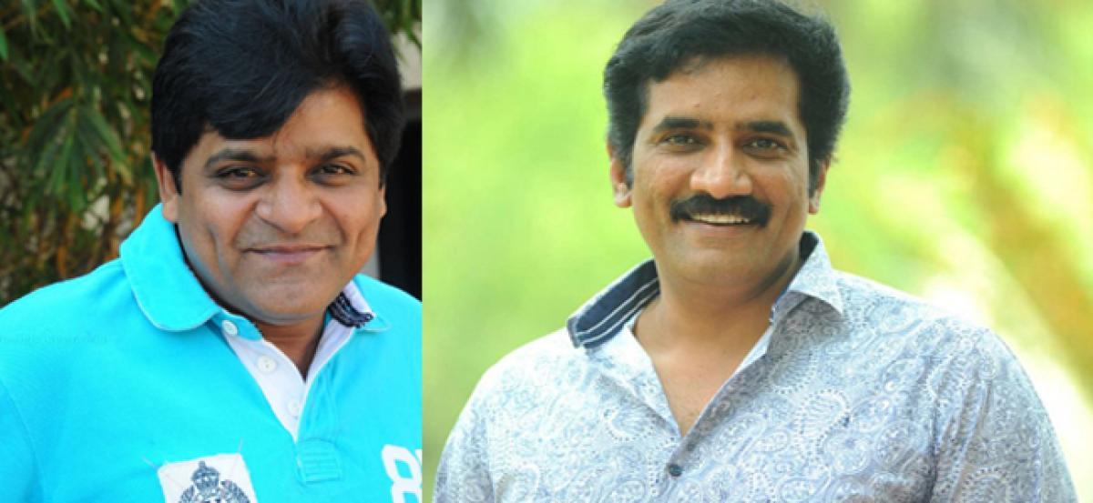 Rao Ramesh, Ali in 'Katamarayudu'; Murella replaces Rajan