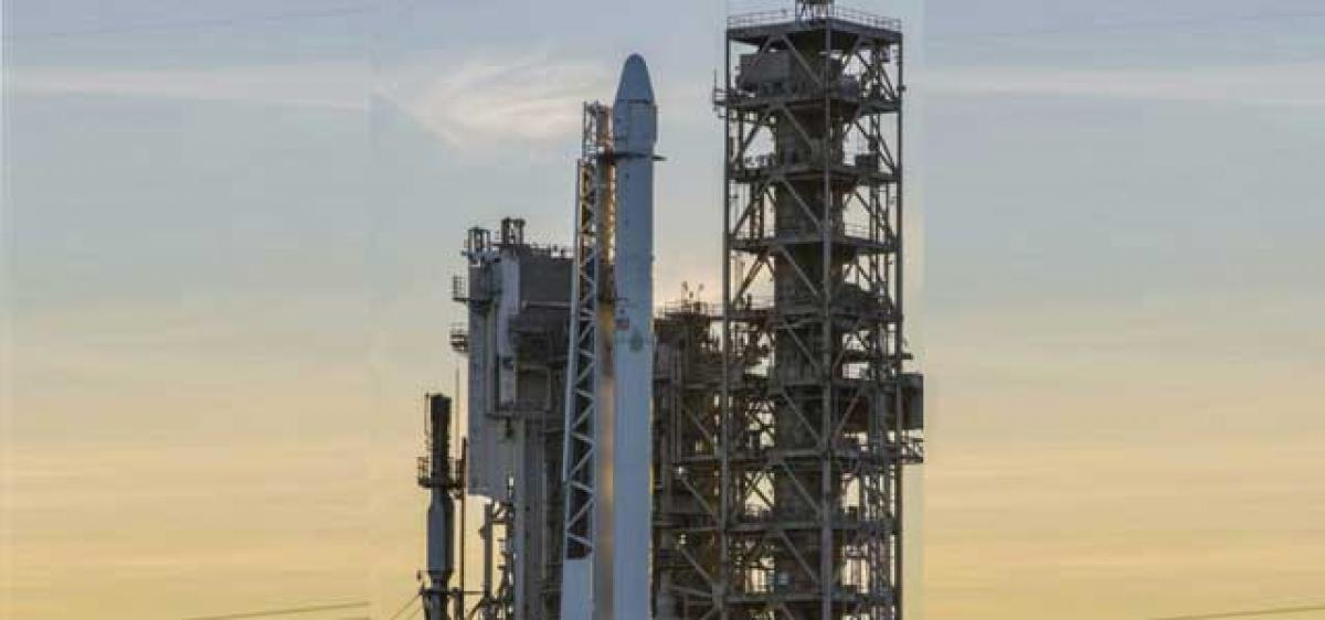 SpaceX aborts launch after engine snag