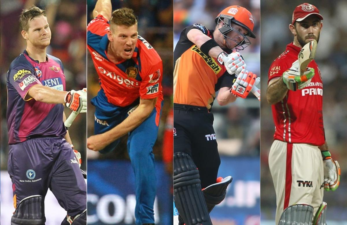 Australian cricketers offered multi-year contracts to forgo IPL