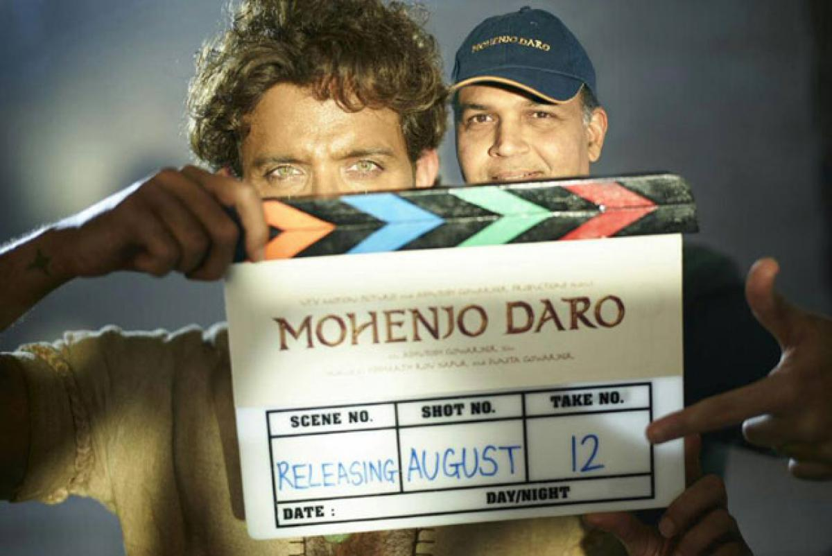 Hrithiks Mohenjo Daro to release on August 12