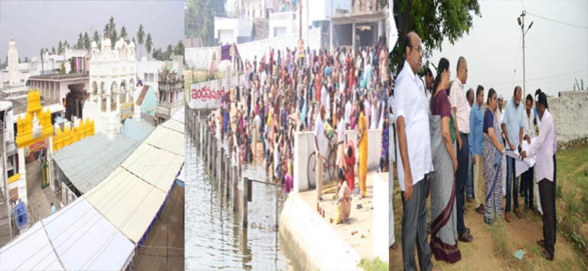 Arasavalli temple to get facelift