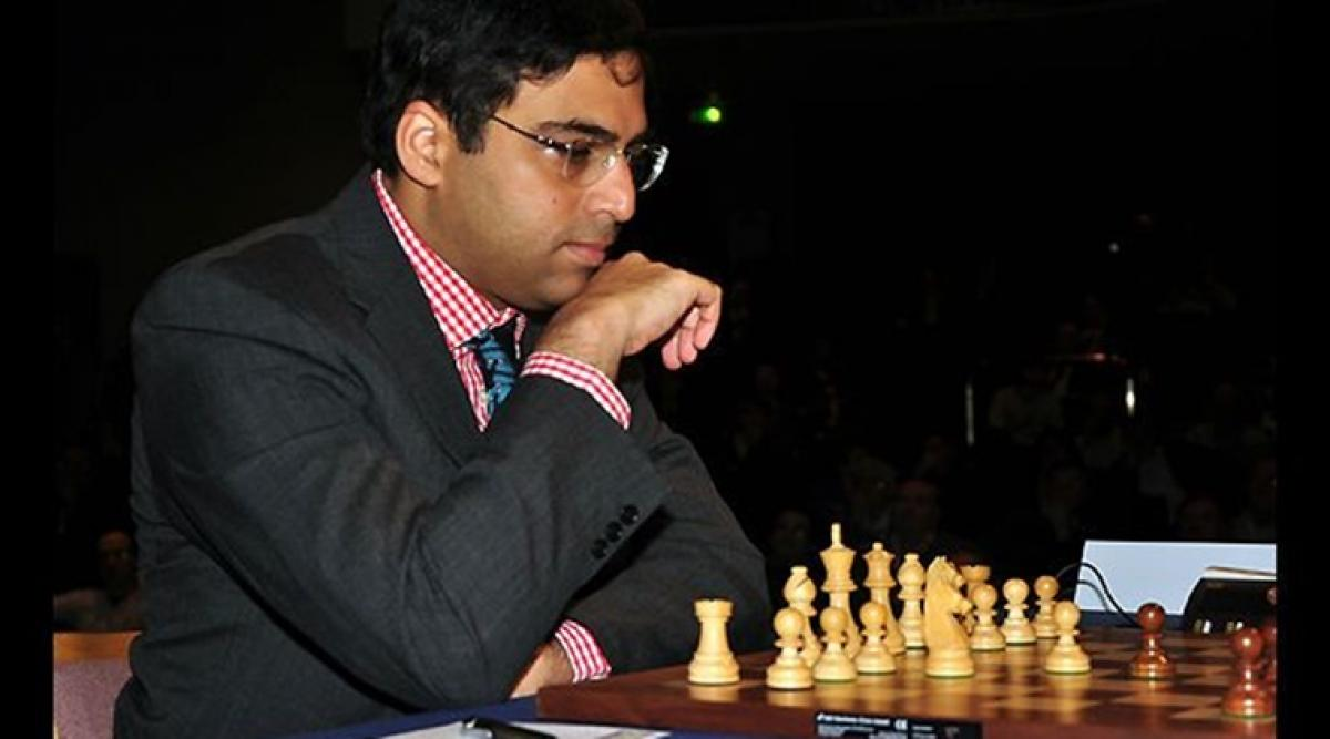 Viswanathan Anand draws with Carlsen; finishes joint seventh at Altibox Norway chess