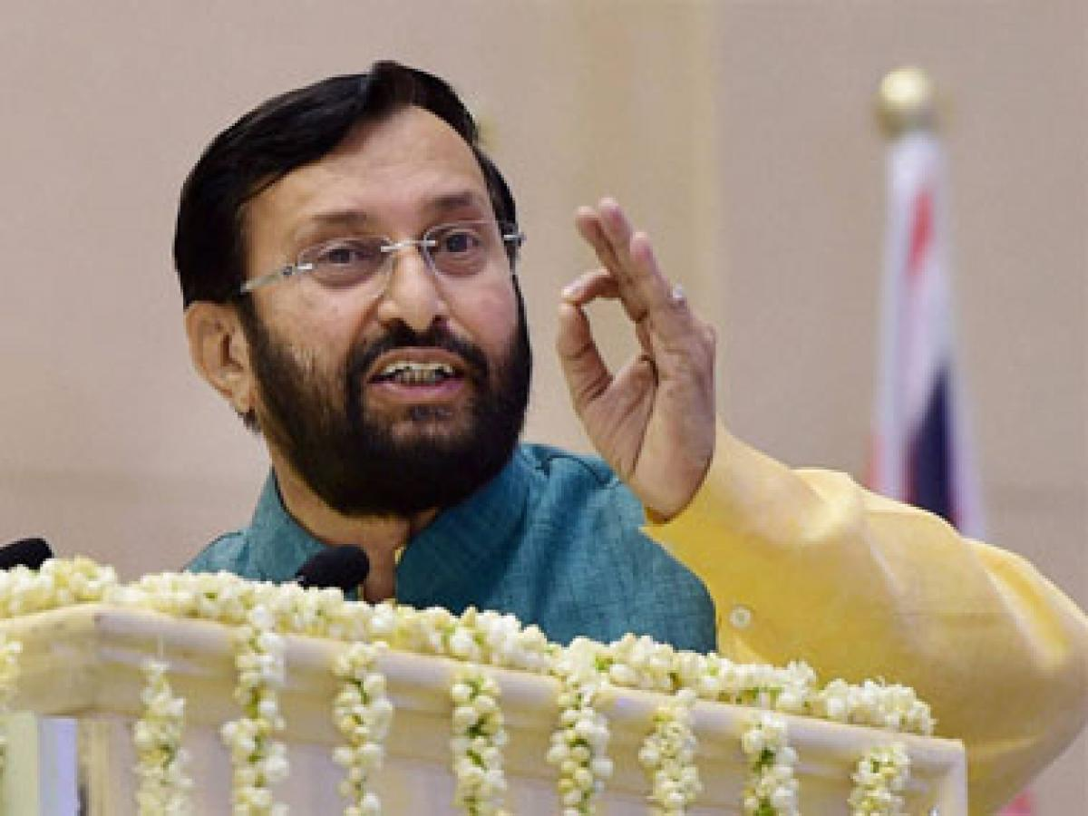 Plant More Trees to Create an Oxygen Bank: Javadekar